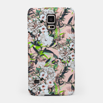 Thumbnail image of Flowering bouquet pink Carcasa por Samsung, Live Heroes