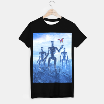 Tech Meets Nature T-shirt regular thumbnail image
