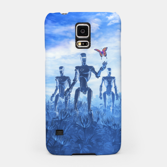 Thumbnail image of Tech Meets Nature Samsung Case, Live Heroes