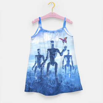 Thumbnail image of Tech Meets Nature Girl's dress, Live Heroes