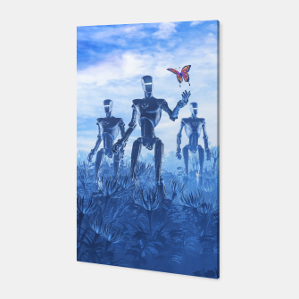 Thumbnail image of Tech Meets Nature Canvas, Live Heroes
