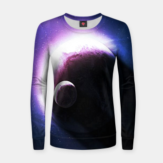 Galaxie Woman cotton sweater thumbnail image