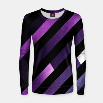 Thumbnail image of Pattern 2 Woman cotton sweater, Live Heroes