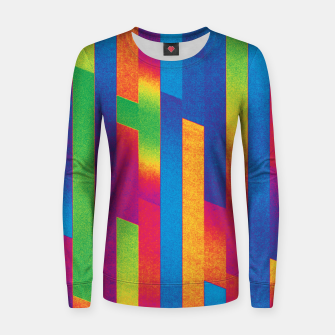 Thumbnail image of Pattern 4  Woman cotton sweater, Live Heroes