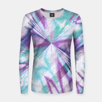Thumbnail image of Pattern 7  Woman cotton sweater, Live Heroes