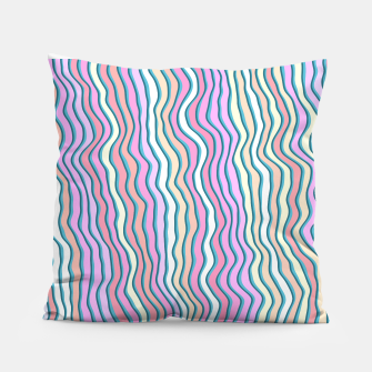 Miniatur Noisy waves Pillow, Live Heroes