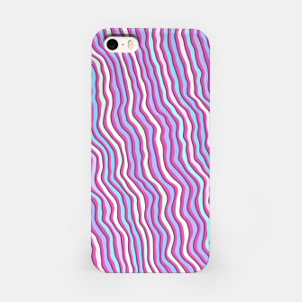 Miniaturka Colorful stripes iPhone Case, Live Heroes