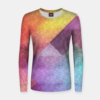 Thumbnail image of Pattern 8 Woman cotton sweater, Live Heroes