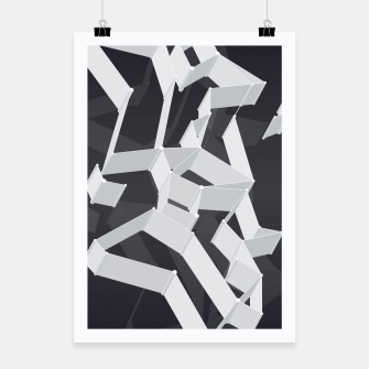 Thumbnail image of 3D X0.1 Poster, Live Heroes