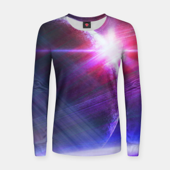 Thumbnail image of Parallel world Woman cotton sweater, Live Heroes