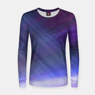 Thumbnail image of Parallel world III Woman cotton sweater, Live Heroes