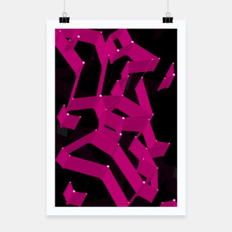Thumbnail image of 3D X0.3 Poster, Live Heroes
