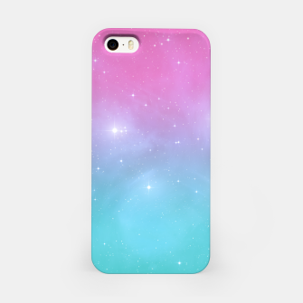Miniaturka Pastel Goth Galaxy iPhone Case, Live Heroes