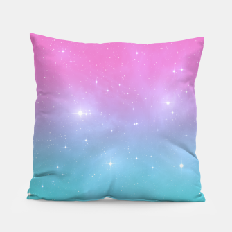 Miniatur Pastel Goth Galaxy Pillow, Live Heroes