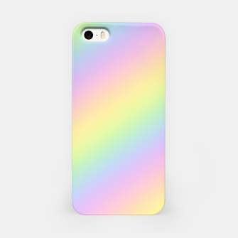Pastel Goth Rainbow  iPhone Case obraz miniatury