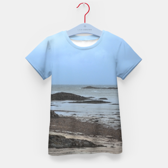 Miniaturka Sea view Kid's t-shirt, Live Heroes