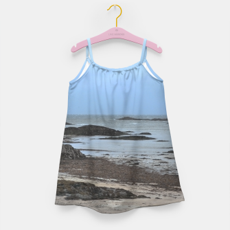 Miniaturka Sea view Girl's dress, Live Heroes