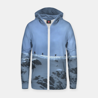 Miniaturka Ben Nevis trek Cotton zip up hoodie, Live Heroes