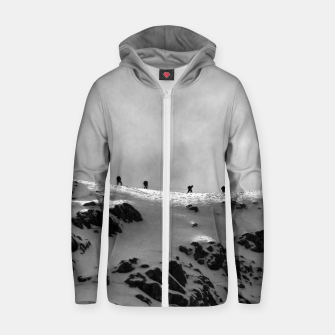Thumbnail image of Ben Nevis trek Cotton zip up hoodie, Live Heroes