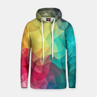 Miniature de image de Abstract Color Wave Flash Cotton hoodie, Live Heroes