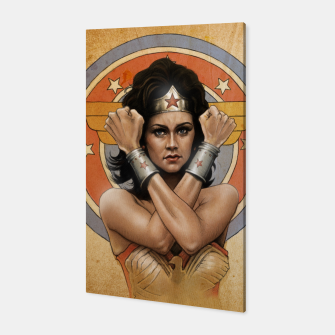 Lynda Carter Canvas thumbnail image