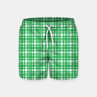 Thumbnail image of kariran (green) swim shorts, Live Heroes
