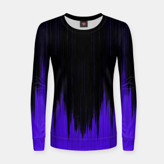 Thumbnail image of d_Wave Woman cotton sweater, Live Heroes