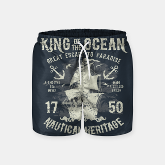 King of the Ocean Swim Shorts obraz miniatury