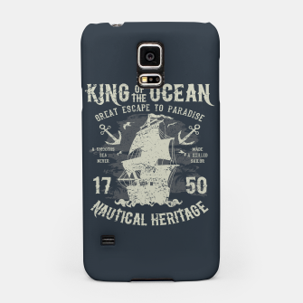 King of the Ocean Samsung Case obraz miniatury