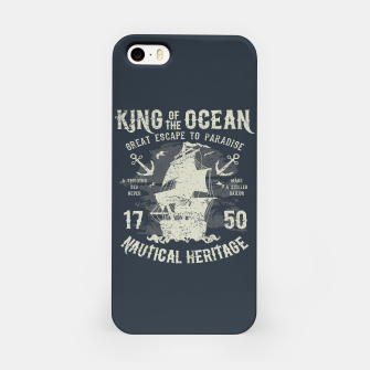 King of the Ocean iPhone Case obraz miniatury