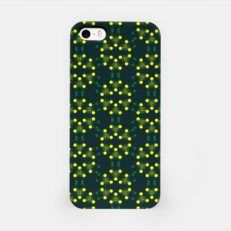 Miniaturka Yellow Points Circles iPhone Case, Live Heroes