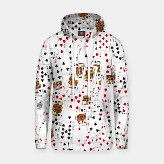 Suits You Cotton hoodie thumbnail image