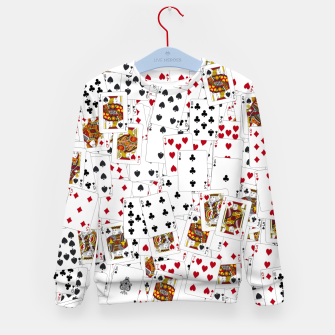 Thumbnail image of Suits You Kid's sweater, Live Heroes