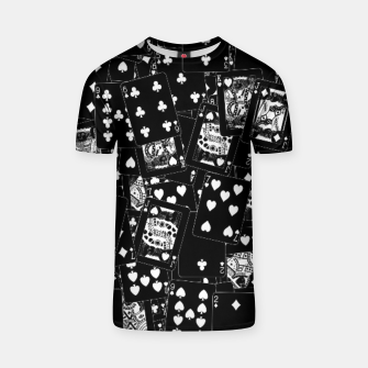 Thumbnail image of Suits You BLACK T-shirt, Live Heroes