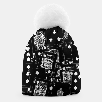 Thumbnail image of Suits You BLACK Beanie, Live Heroes