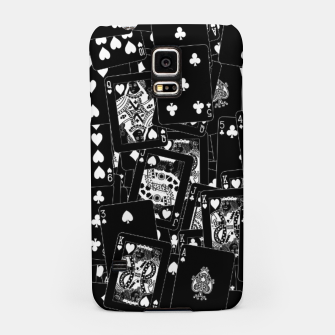 Thumbnail image of Suits You BLACK Samsung Case, Live Heroes