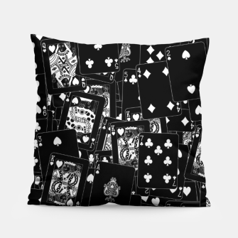 Thumbnail image of Suits You BLACK Pillow, Live Heroes