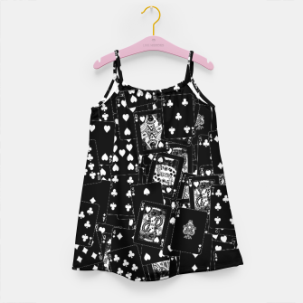 Thumbnail image of Suits You BLACK Girl's dress, Live Heroes