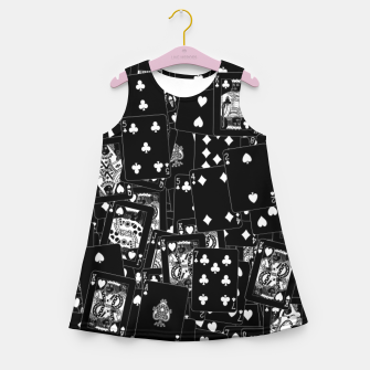 Thumbnail image of Suits You BLACK Girl's summer dress, Live Heroes