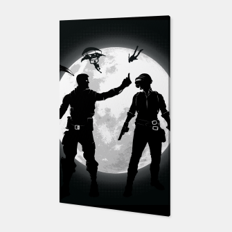 Thumbnail image of Battle Royale Winner Canvas, Live Heroes