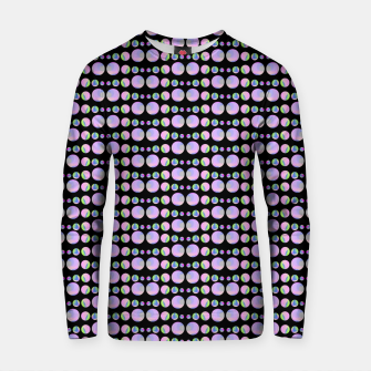 Thumbnail image of Beads Pattern Cotton sweater, Live Heroes