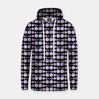 Thumbnail image of Beads Pattern Cotton hoodie, Live Heroes