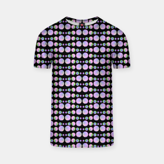 Thumbnail image of Beads Pattern T-shirt, Live Heroes