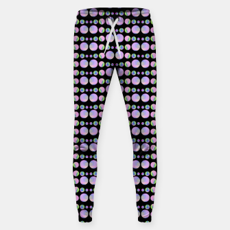 Thumbnail image of Beads Pattern Cotton sweatpants, Live Heroes