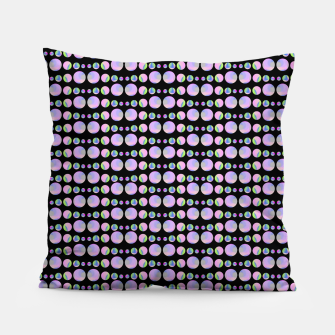 Thumbnail image of Beads Pattern Pillow, Live Heroes