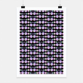 Thumbnail image of Beads Pattern Poster, Live Heroes
