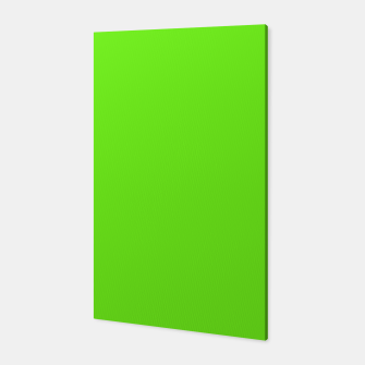 Thumbnail image of Apple Green Flat Color Canvas, Live Heroes