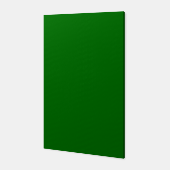 Thumbnail image of Forest Green Flat Color Canvas, Live Heroes