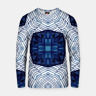 Thumbnail image of VISION / part one Cotton sweater, Live Heroes