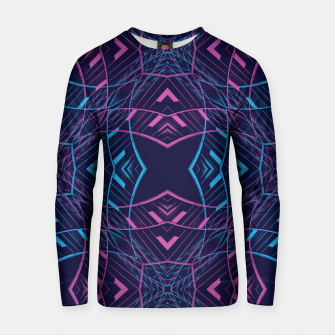 Thumbnail image of VISION / part two / neon Cotton sweater, Live Heroes